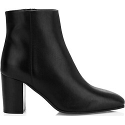Aquatalia Women's Florita Leather Ankle Boots - Black - Size 5.5 found on MODAPINS from Saks Fifth Avenue for USD $450.00