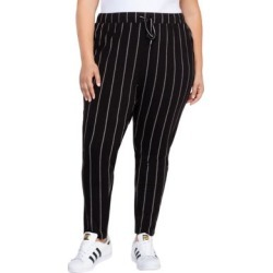Plus Striped High-Waist Pants found on Bargain Bro Philippines from The Bay for $26.95