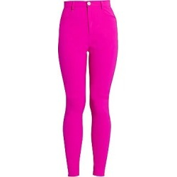 Attico Women's Stretch Virgin Wool Trousers - Fuchsia - Size 38 (4) found on MODAPINS from Saks Fifth Avenue for USD $790.00