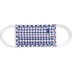 Ralph Lauren Kid's Polo Checkered Face Mask - Navy found on Bargain Bro India from Saks Fifth Avenue for $20.00