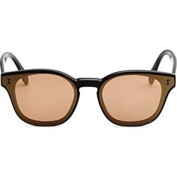 Illesteva Women's Martinique 61mm Rectangle Sunglasses - Matte Black found on MODAPINS from Saks Fifth Avenue for USD $220.00