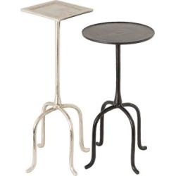 Ensemble de tables d'appoint Darica, 2 pièces