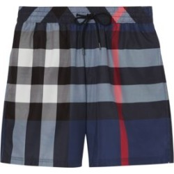 Checker Print Swim Shorts found on MODAPINS from Saks Fifth Avenue AU for USD $372.06