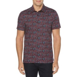 Slim-Fit Floral-Print Shirt found on GamingScroll.com from The Bay for $22.96