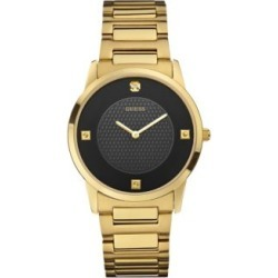 Analog Goldtone 39mm W0428G1 Stainless Steel Watch found on MODAPINS from The Bay for USD $108.99