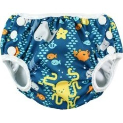 Small Sea Friends Swim Diaper