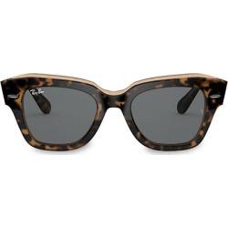 RB2186 52MM Round Sunglasses