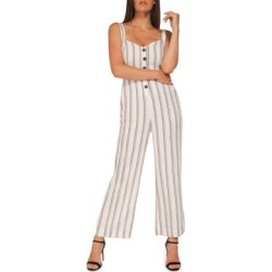 Striped Sweetheart Jumpsuit found on Bargain Bro Philippines from The Bay for $34.96