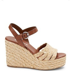 Raffia Espadrille Wedge Sandals found on MODAPINS from Saks Fifth Avenue for USD $720.00