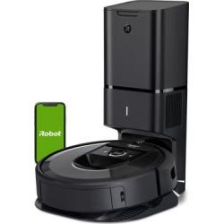 Aspirateur robot Roomba i7+ avec connexion Wi-Fi et élimination automatique de la saleté - i755020