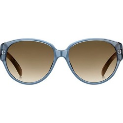 Givenchy Women's 57MM Round Sunglasses - Blue found on MODAPINS from Saks Fifth Avenue for USD $365.00