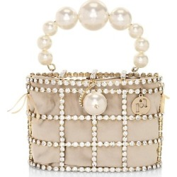 Holli Embellished Top Handle Bag found on Bargain Bro from Saks Fifth Avenue AU for USD $734.49