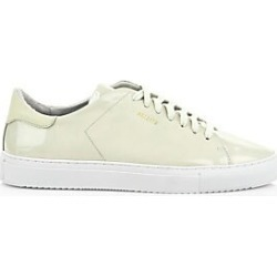 Axel Arigato Men's Clean Patent Leather Sneakers - Beige - Size 44 (11) found on MODAPINS from Saks Fifth Avenue for USD $260.00