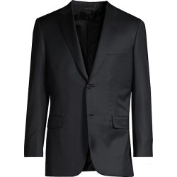 Brioni Men's Wool Blazer - Navy - Size 54 (44) R found on MODAPINS from Saks Fifth Avenue for USD $4900.00