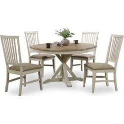Barrie 5pc Dining Set found on Bargain Bro from The Bay for USD $1,139.62