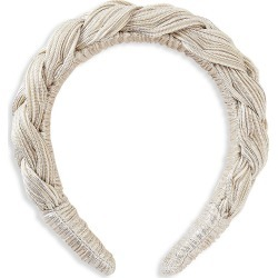 Loeffler Randall Lilac Braided Headband found on Bargain Bro Philippines from Saks Fifth Avenue for $70.00