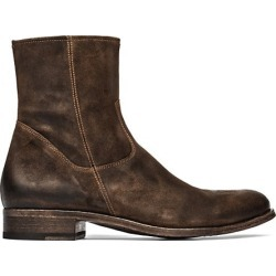 Belvedere Suede Leather Boots found on Bargain Bro Philippines from Saks Fifth Avenue AU for $590.90
