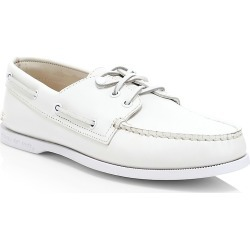Sperry Men's Cloud Authentic Original Boat Shoes - White - Size 13 found on Bargain Bro from Saks Fifth Avenue for USD $106.40