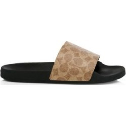 Signature PVC Slides found on Bargain Bro Philippines from Saks Fifth Avenue AU for $78.86