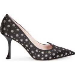 I Love Vivier Mini Stars Embellished Satin Pumps found on Bargain Bro India from Saks Fifth Avenue Canada for $1120.95
