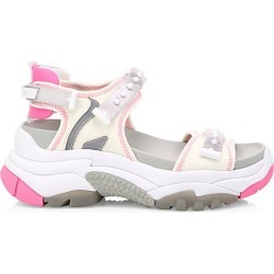 Ash Women's Adapt Chunky Sport Sandals - White - Size 37 (7) found on MODAPINS from Saks Fifth Avenue for USD $220.00
