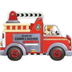 Je suis un camion à incendie Book (French Version)