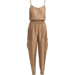 Amia Satin Jumpsuit found on Bargain Bro India from Saks Fifth Avenue AU for $254.14