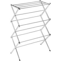 Commercial Steel Accordion Drying Rack