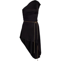 Alexis Women's Mellie Asymetrical High-Low Dress - Black - Size XS found on MODAPINS from Saks Fifth Avenue for USD $157.60