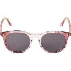 Illesteva Women's Sterling II 52MM Round Sunglasses - Purple Rain found on MODAPINS from Saks Fifth Avenue for USD $220.00