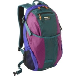 Stowaway Multi-Colour Day Pack