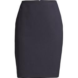 BOSS Women's Vikena Strutctured Herringbone Jersey Skirt - Midnight - Size 14 found on MODAPINS from Saks Fifth Avenue for USD $99.70