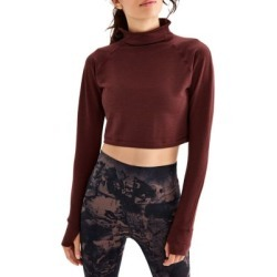 Crescent Cropped Top found on MODAPINS from The Bay for USD $50.00