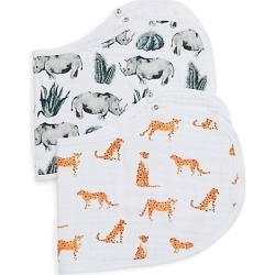 Baby's Two-Piece Serengeti Cotton Burpy Bibs found on Bargain Bro India from Saks Fifth Avenue for $22.00