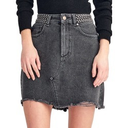 Georgia Denim A-Line Skirt found on Bargain Bro India from Saks Fifth Avenue OFF 5TH for $54.98