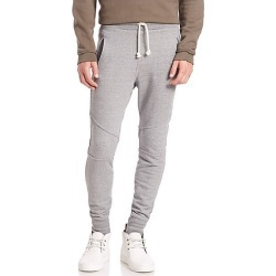John Elliott Men's Escobar Sweatpants - Dark Grey - Size 3 (Large) found on MODAPINS from Saks Fifth Avenue for USD $248.00
