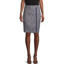 Banded Tweed Skirt found on Bargain Bro India from Saks Fifth Avenue OFF 5TH for $39.99