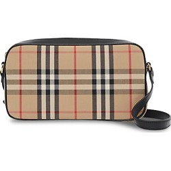 Burberry Women's Vintage Check Camera Bag - Beige found on Bargain Bro India from Saks Fifth Avenue for $820.00