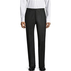 Incotex Men's Benson Sharkskin Dress Pants - Medium Grey - Size 38 found on MODAPINS from Saks Fifth Avenue for USD $440.00