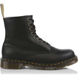 Dr. Martens Men's 1460 Vegan Leather Combat Boots - Black - Size 8 UK (9 US) found on MODAPINS from Saks Fifth Avenue for USD $150.00