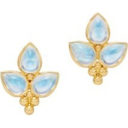 Foglia 18K Yellow Gold & Moonstone Trio Stud Earrings found on Bargain Bro India from Saks Fifth Avenue Canada for $2259.42