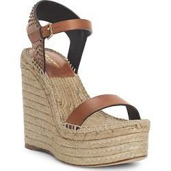Espadrille Platform Wedge Sandals