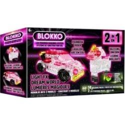 Blokko LED Unicorn Brick Set