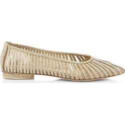 Cult Gaia Women's Leena Raffia Flats - Natural - Size 5.5 found on MODAPINS from Saks Fifth Avenue for USD $398.00