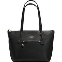 Taylor Pebble Leather Tote