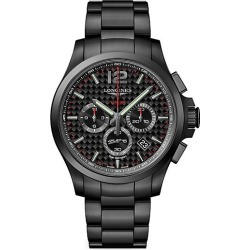 Longines Conquest 44MM Stainless Steel Black PVD Chronograph Watch found on MODAPINS from Saks Fifth Avenue for USD $2000.00