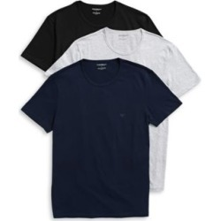 Pure Cotton 3-Pack Crew Neck T-Shirts found on MODAPINS from The Bay for USD $70.00