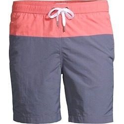Charles Colorblock Swim Trunks found on MODAPINS from Saks Fifth Avenue UK for USD $138.55