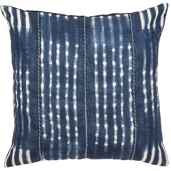 Safavieh Laurena Pillow - Navy found on Bargain Bro from Saks Fifth Avenue OFF 5TH for USD $30.39