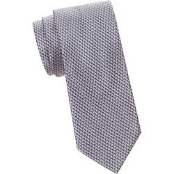 Brioni Men's Multi Graphic Silk Tie - Rose found on MODAPINS from Saks Fifth Avenue for USD $240.00
